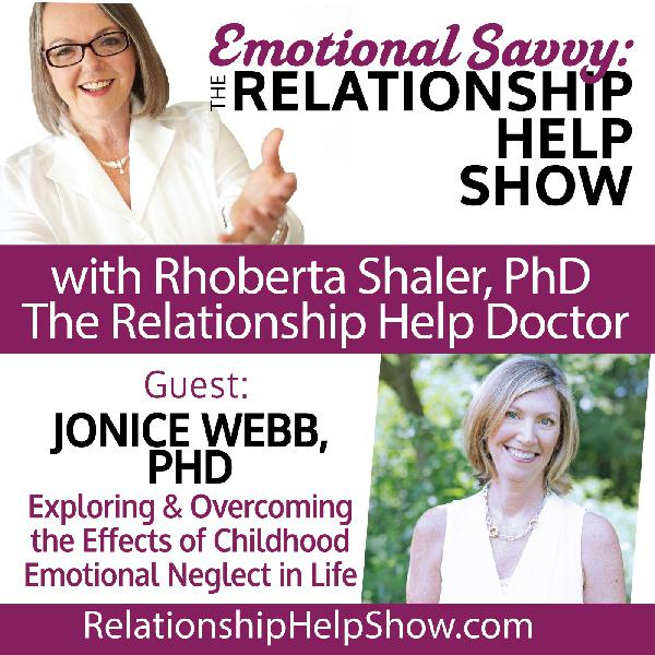 The Impact of Emotional Abuse on Children and The Adults They Become. GUEST: Dr. Jonice Webb
