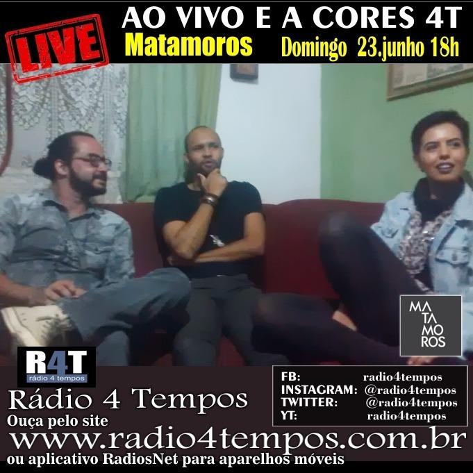 Rádio 4 Tempos - Ao Vivo E a Cores 56