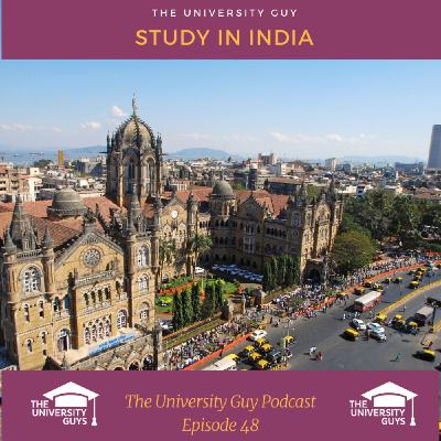 Episode 48: Study in India