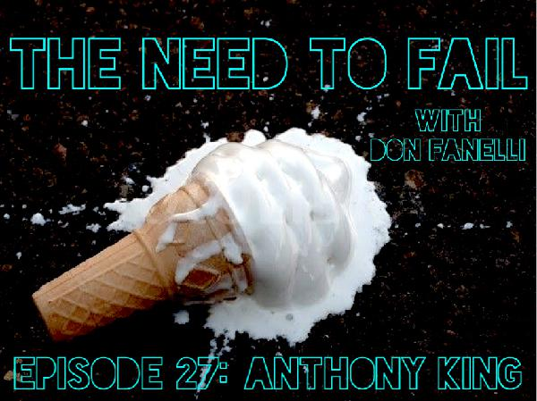Episode 27: Anthony King