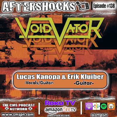 Aftershocks TV | Void Vator's Lucas Kanopa & Erik Kluiber