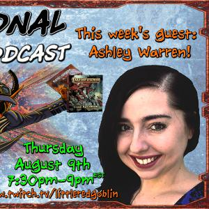 Episode 48: Ashley Warren!
