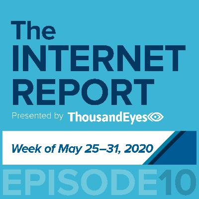 Ep. 10: It's ALWAYS DNS! (Week of May 25-May 31)