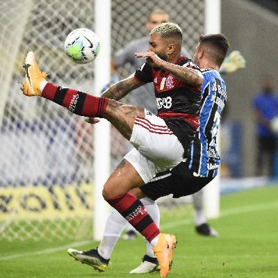 """GE Flamengo #78 - Time precisa definir o estilo de jogo: """"Não adianta querer ser Jorge Jesus com o Dome"""""""
