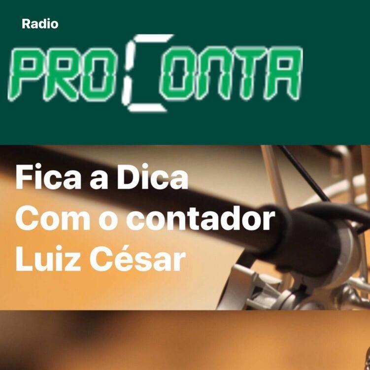 Fica a Dica com o Contador Luiz César