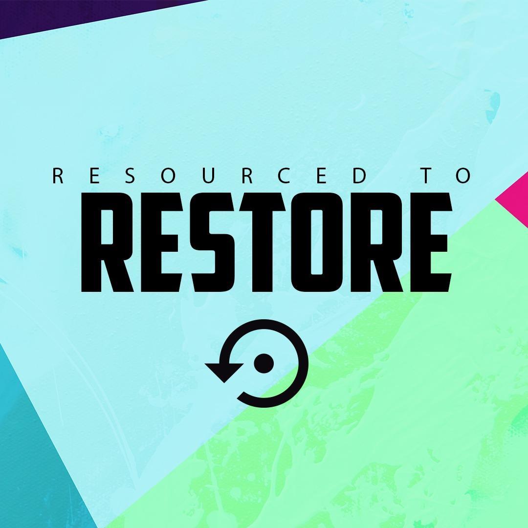 Resourced to Restore: Luke Zirkle
