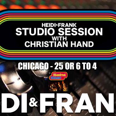 HF Studio Session With Christian James Hand 11/23/20
