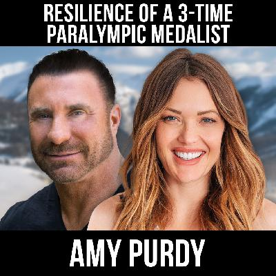 Resilience of a 3-Time Paralympic Medalist w/ Amy Purdy