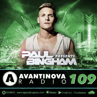109 - PAUL BINGHAM - AVANTINOVA RADIO