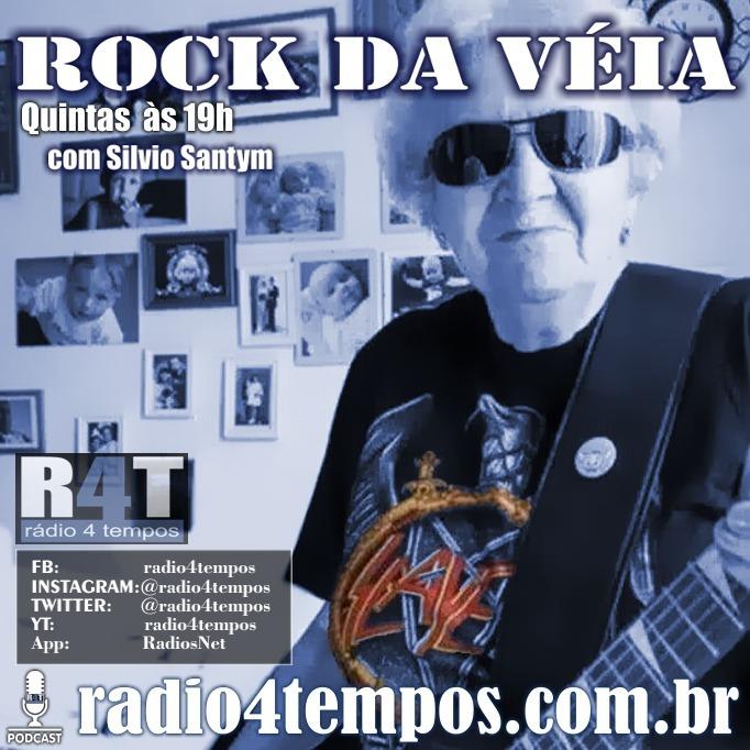 Rádio 4 Tempos - Rock da Véia 75:Rádio 4 Tempos
