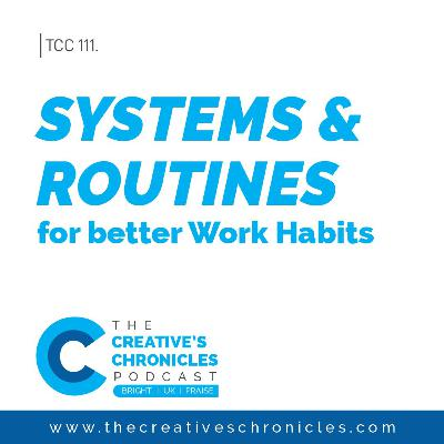 Systems and routines for better work habits