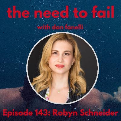 Episode 143: Robyn Schneider