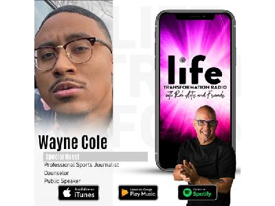 Your Story Matters With Wayne Cole