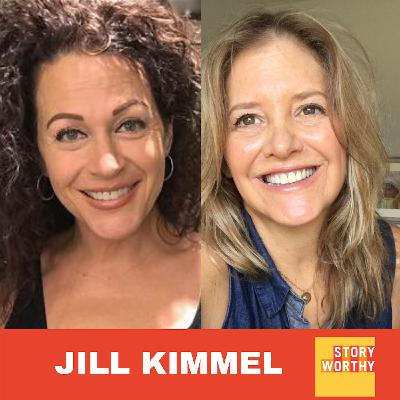 623 - Waiting For A Girl Like You with Comedian Jill Kimmel