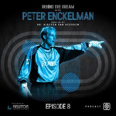 Episode #8: Former Finnish & Premier League goalkeeper Peter Enckelman talks about finding contentment and life after football