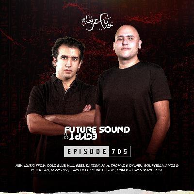 Future Sound of Egypt 705 with Aly & Fila