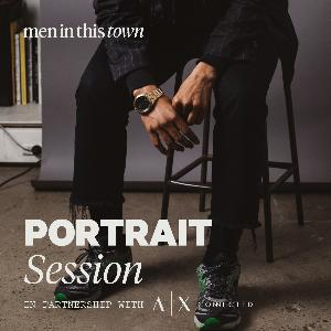 Portrait Session: Kevin Hunter (Stylist)