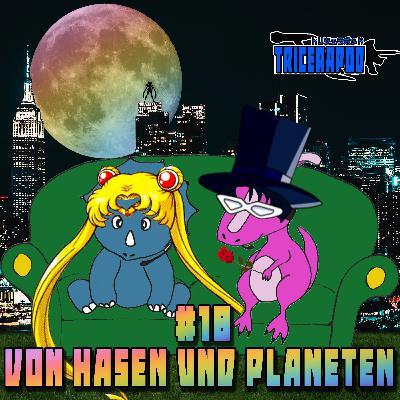 #18 - Von Hasen und Planeten | Pretty Guardian Sailor Moon