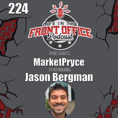 Starting from Scratch with Jason Bergman, Founder of MarketPryce