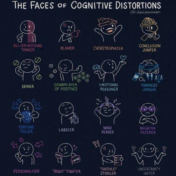 خطاهای شناختی؛ وقتی مغز شما به شما دروغ میگوید