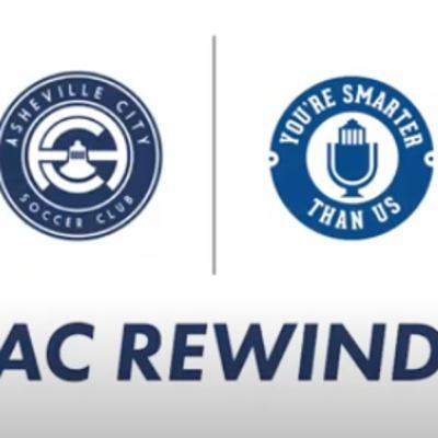 Asheville City SC Rewind - Carolina Clasico