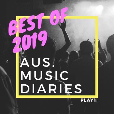 Best of 2019: Nearly Oratorio, WAAX, City Calm Down, Georgia Maq, GG McG, Cry Club, BATTS, TOWNS, Obscura Hail, Teenage Joans