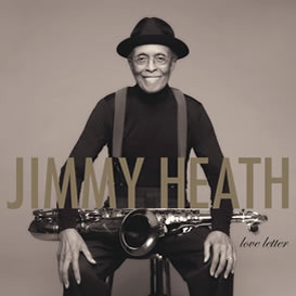 COMPLETO: Jimmy Heath - Love Letter
