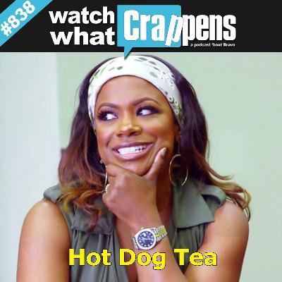 RHOA & Married2Med: Hot Dog Tea