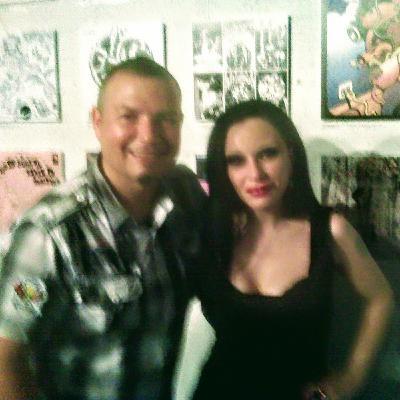 Entrevista a Olvido Gara, de Fangoria / Alaska en Miami 2010 por Kike Posada