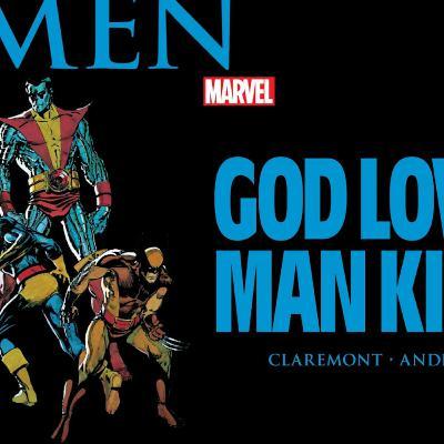 Episode 2: God Loves, Man Kills Part One