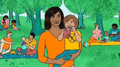 Happy Family Organics: Shazi Visram