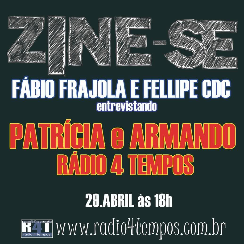 Rádio 4 Tempos - Zine-se 51