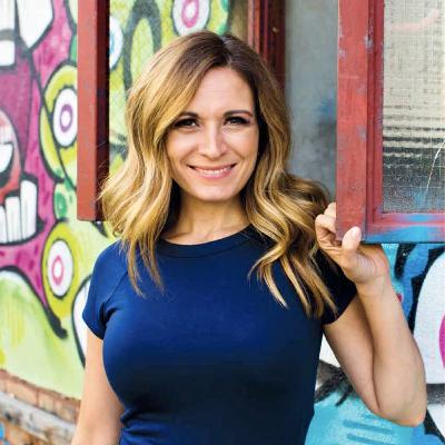 Episode 91: Anna Gass: From Corporate Sales to Food Writing