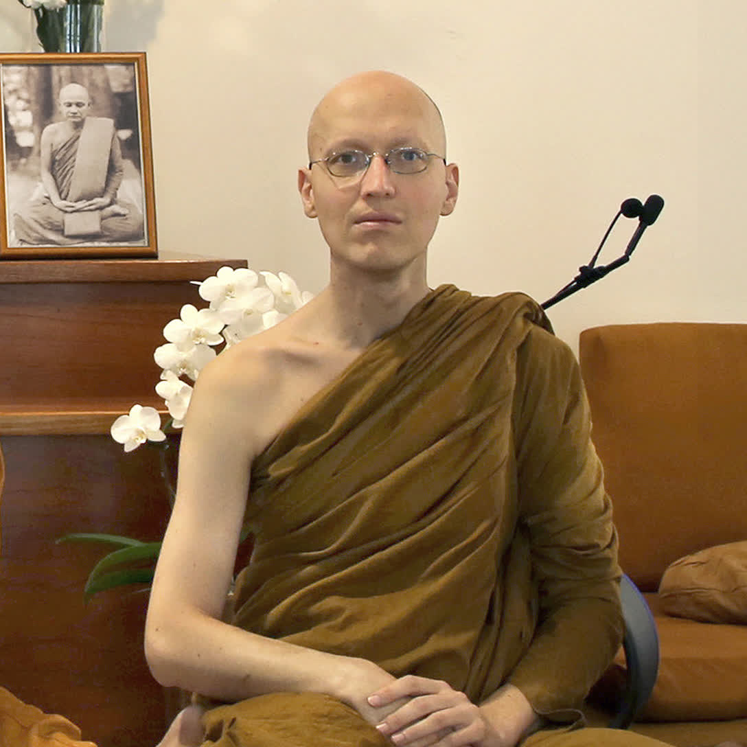 """AJAHN MONEYYO: """"4 Poisonous Vipers - Contemplating the 4 Elements"""""""