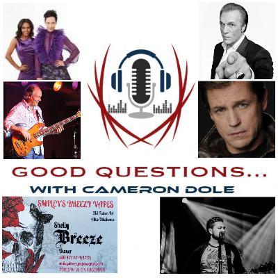 Episode 44: Johnny Weir and Britt Stewart, Wayne Nelson, Robert Davi, Michael Pare, and Brecken Miles