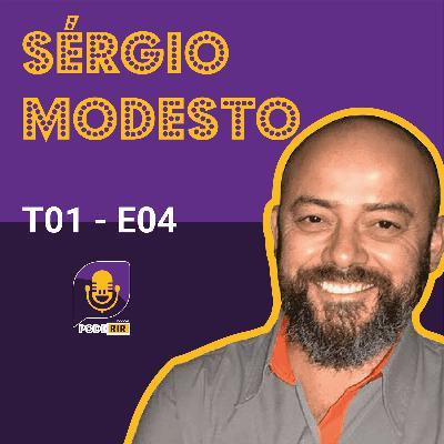 4: Pode rir com Sergio Modesto.