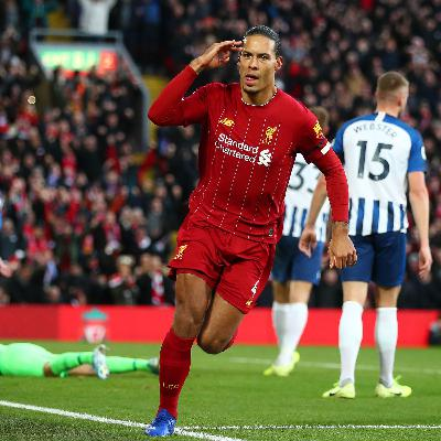 Post-Game: van Dijk the hero as Liverpool hang on to go 11 points clear