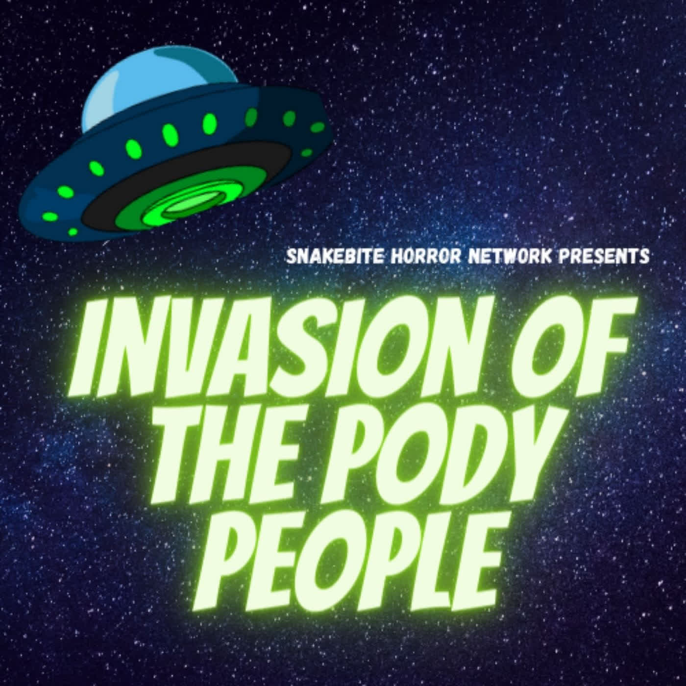 Invasion of the pody people - Island of Lost Pods