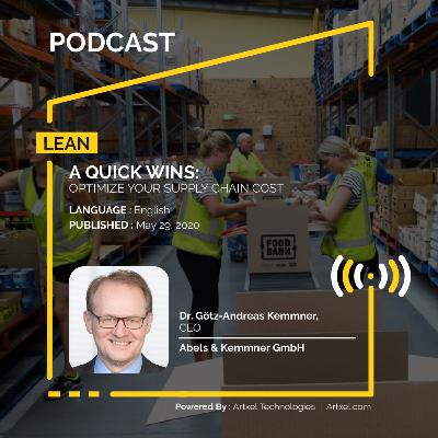 76. A quick wins: Optimize your supply chain cost