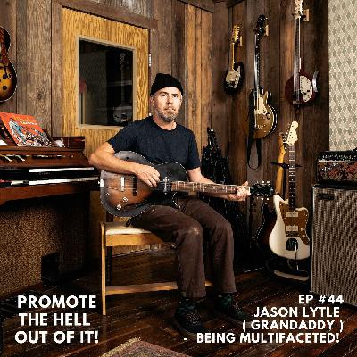 Jason Lytle ( Grandaddy ) - Being Multifaceted!