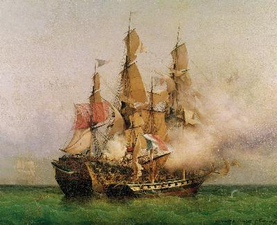 French 'Corsairing' in the Americas during the War of the Spanish Succession by Mike LaMonica