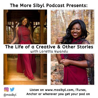 창작자의 생활  The One with Loretta: The Life of a Creative and Other Stories: Episode 34 (2019)