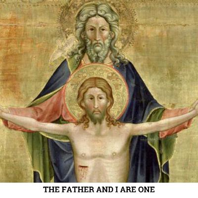 """Bible Study: """"I and the Father are One"""" John 10:22-42"""