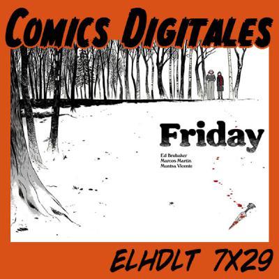 [ELHDLT] 7x29 Popurrí: Cómic Digital