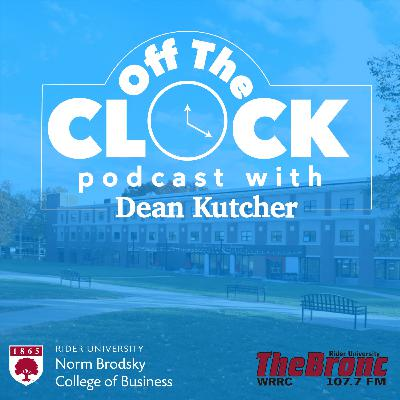 Off The Clock With Dean Kutcher: Episode 3 - Accounting and Analytics- Complete Conversations