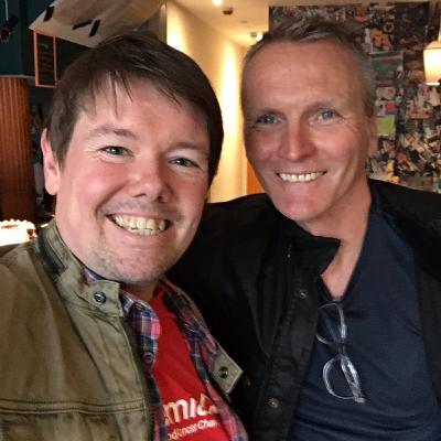 Leukaemia Chatters: Talking to Geoff Thomas