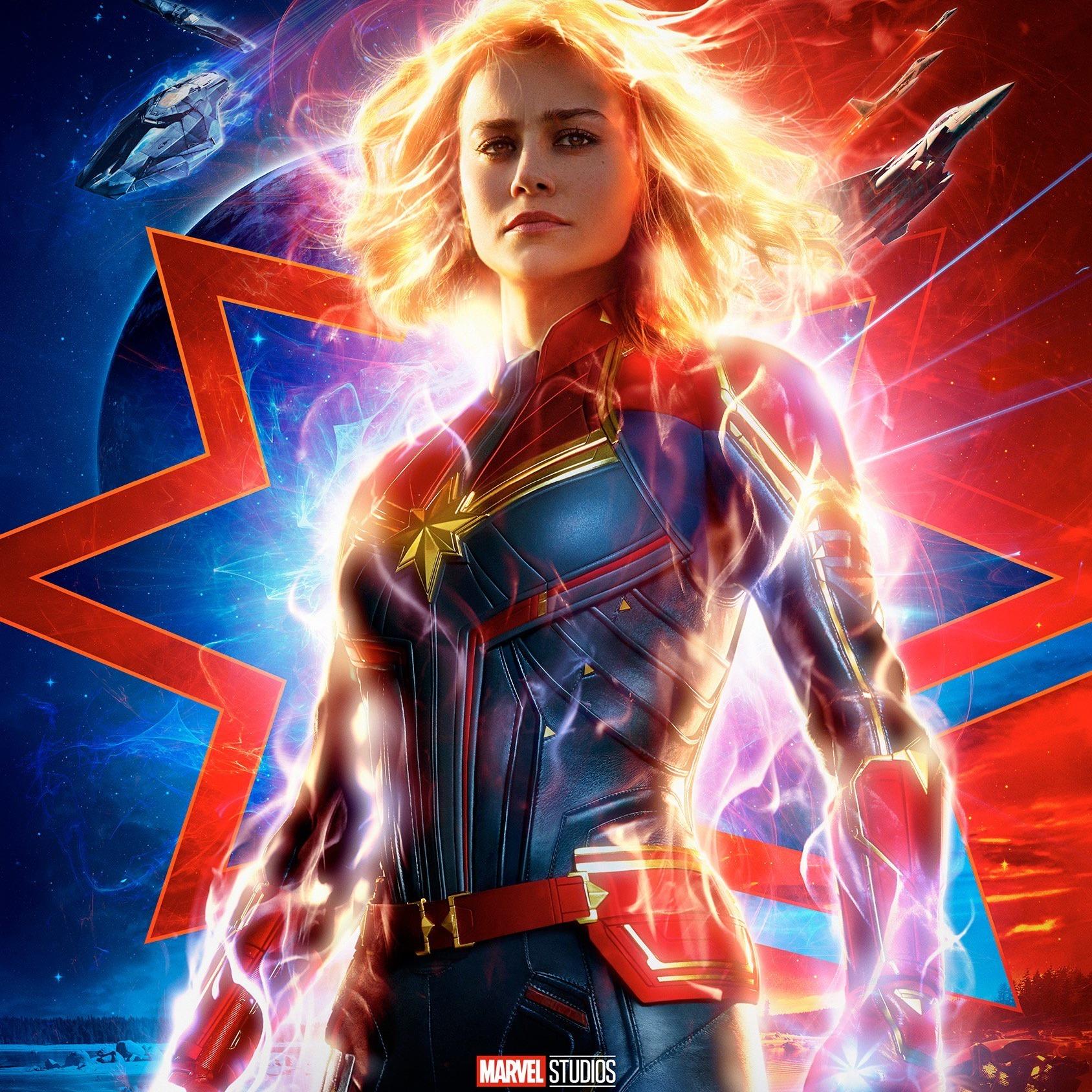 Süper Kahramanlar Birliği #1 - Captain Marvel