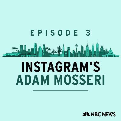 Instagram's Adam Mosseri