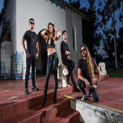 Deeper Than Music Interviews Rock and Blues Band Laced In Blue