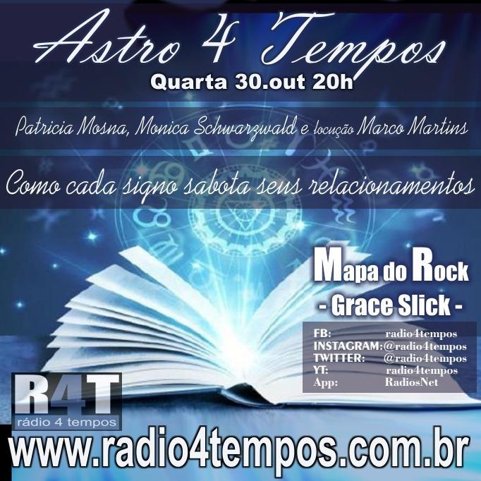 Rádio 4 Tempos - Astro 4 Tempos 22:Rádio 4 Tempos